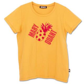 マリークワント(MARY QUANT)の新品 マリークワント Tシャツ パイナップル柄(Tシャツ(半袖/袖なし))