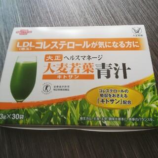 大正製薬 大麦若葉青汁 30袋(青汁/ケール加工食品)