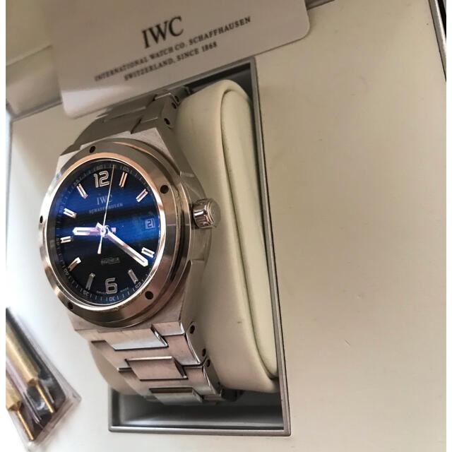 IWC(インターナショナルウォッチカンパニー)のIWC インヂュニア IW322701 メンズの時計(腕時計(アナログ))の商品写真