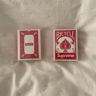 シュプリーム(Supreme)のSupreme Bicycle Mini Playing Cards ノベルティ(トランプ/UNO)