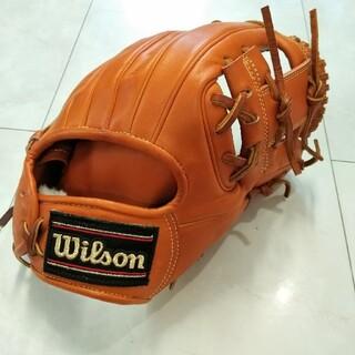 Wilson Staff - 新品 ウイルソン スタッフ デュアル 86型 硬式 内野手 グローブ グラブ