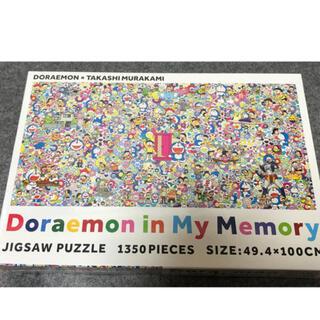 モマ(MOMA)のドラえもん展 村上隆 ジグソーパズル 1個(キャラクターグッズ)
