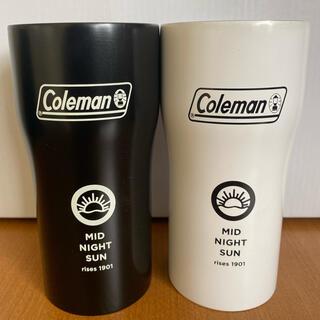 コールマン(Coleman)の【未使用】Coleman BRAND BOOK 真空断熱タンブラー  傷あり(タンブラー)