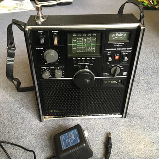 SONY 短波ラジオ