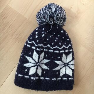ムジルシリョウヒン(MUJI (無印良品))のニット帽子(帽子)