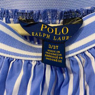 POLO RALPH LAUREN - ポロラルフローレンキッズスカート