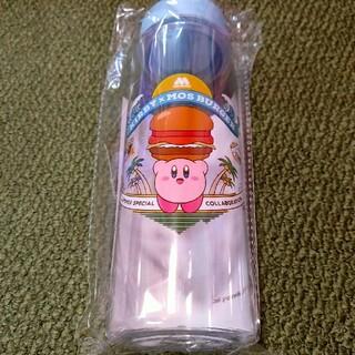 モスバーガー カービィ オリジナルボトル(キャラクターグッズ)