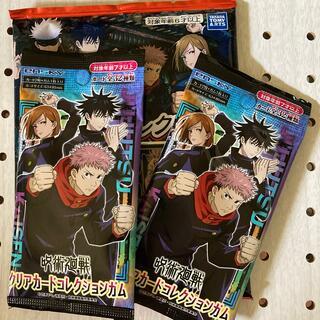 タカラトミー(Takara Tomy)の呪術廻戦 3点セット 屏風コレクション、クリアカードコレクション✖️2 (カード)