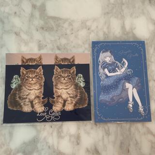 アンジェリックプリティー(Angelic Pretty)のangelic pretty ポストカード おまけ付き(写真/ポストカード)