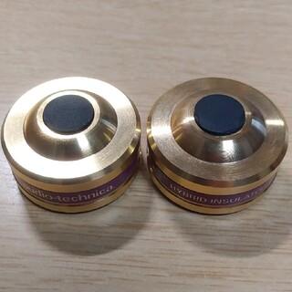オーディオテクニカ(audio-technica)のaudio-technica ハイブリッドインシュレーター AT609 2個(その他)