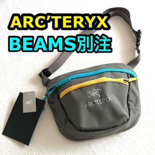ARC'TERYX - ARC'TERYX(アークテリクス)ビームス別注◆ARRO・ボディバッグ・登山