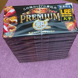 グリコ(グリコ)のグリコ プレミアム熟カレー辛さ10倍 数量限定品(レトルト食品)