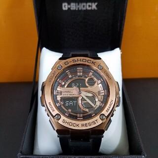 ジーショック(G-SHOCK)のG-shock GST201B 電池交換済み(腕時計(デジタル))