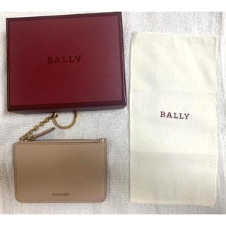 バリー(Bally)のBALLY バリー パスケース カードケース 小銭入れ コンパクト財布 ミニ財布(名刺入れ/定期入れ)