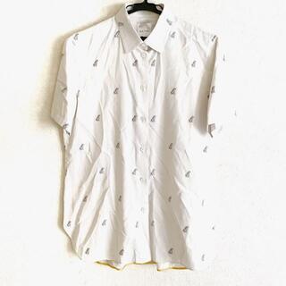 ポールスミス(Paul Smith)のポールスミス 半袖シャツブラウス 40 L -(シャツ/ブラウス(半袖/袖なし))