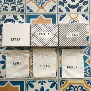 フルラ(Furla)のFURLA 空箱 3種類(ショップ袋)