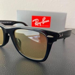 レイバン(Ray-Ban)のRAYBAN ウェイファーラー RB2140F 901/R6 ライトカラー(サングラス/メガネ)