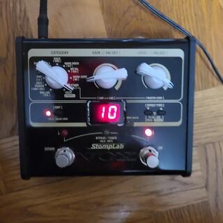 ヴォックス(VOX)の【美品】VOX Stomp Lab マルチエフェクター ギター (エフェクター)