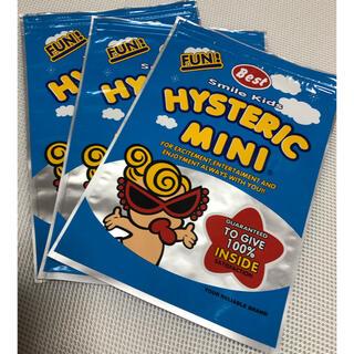 ヒステリックミニ(HYSTERIC MINI)のヒステリックミニ 青空柄 ショッパー‼️ レア❗️(ショップ袋)