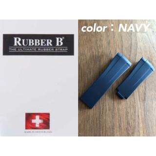 ロレックス(ROLEX)のラバービー ロレックス専用 替えベルト M103 RUBBER B バンド(ラバーベルト)