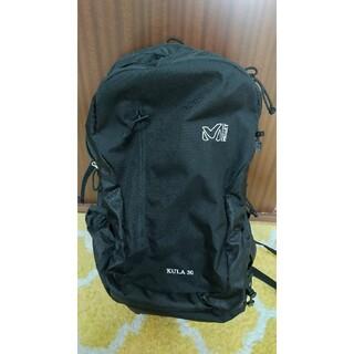 ミレー(MILLET)のミレー kula30 黒(バッグパック/リュック)