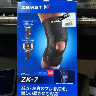 ZAMST - ZaMST ヒザサポーター LLサイズ