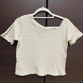 ナイスクラップ(NICE CLAUP)のトップス(Tシャツ(半袖/袖なし))