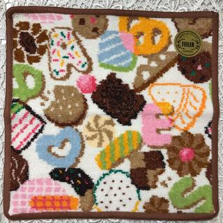 フェイラー(FEILER)のSALE  フェイラー ハンカチ  クッキーズ(廃盤品)(ハンカチ)