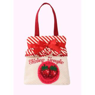 シャーリーテンプル(Shirley Temple)のシャーリーテンプル 完売 キャンディポット バッグ 赤(トートバッグ)