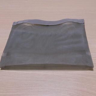 ムジルシリョウヒン(MUJI (無印良品))の無印良品 バッグインバック♡グレー A5(ポーチ)