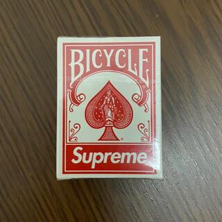 シュプリーム(Supreme)のsupreme ノベルティ 非売品 BICYCLE バイスクル トランプ  (その他)