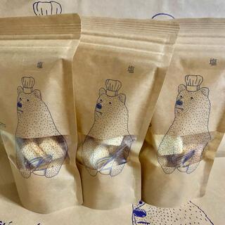 パティスリーサキモト ホロホロサクサククッキー   塩 3個(菓子/デザート)