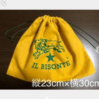 イルビゾンテ(IL BISONTE)のイルビゾンテ  ポーチ 巾着(ポーチ)