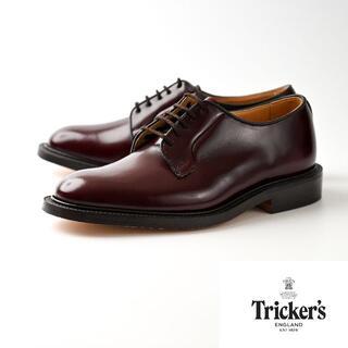 トリッカーズ(Trickers)の新品 Tricker's M3616 レザーダービーシューズ(ドレス/ビジネス)