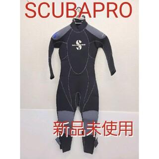 スキューバプロ(SCUBAPRO)の新品 スキューバプロ ウェットスーツ Mフルスーツ ダイビング シュノーケリング(マリン/スイミング)