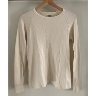 クーティー(COOTIE)のサイズS!COOTIEサーマルロングスリーブTシャツ ワコマリア クーティ(Tシャツ/カットソー(七分/長袖))
