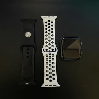 アップルウォッチ(Apple Watch)のApplewatch 2 42mmNIKEplus(スマートフォン本体)