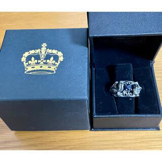 ロイヤルオーダー(ROYALORDER)の極希少!美品 Royal Order ドラゴンリング 24号(リング(指輪))