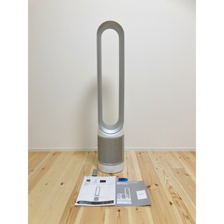 Dyson - Dyson 空気清浄機能付タワーファン シルバー TP03