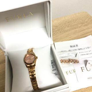 フルラ(Furla)の本日限定価格!FURLA Eva 腕時計 ローズゴールド(腕時計)