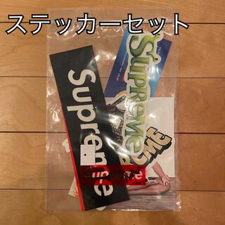 シュプリーム(Supreme)の2021FW supreme ステッカーセット(その他)
