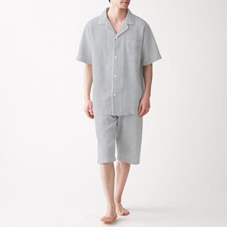 ムジルシリョウヒン(MUJI (無印良品))の早い者勝ち!無印良品 脇に縫い目のないワッフル織りパジャマ サイズS(その他)