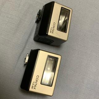ライカ(LEICA)のTLA200 CONTAX  コンタックス TLA200 2つセット(フィルムカメラ)