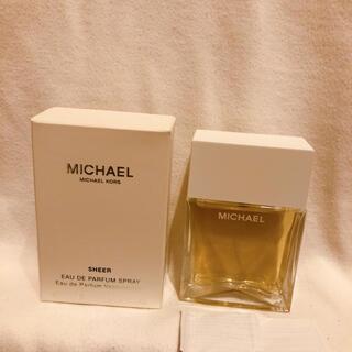 マイケルコース(Michael Kors)のMICHAEL KORS マイケルコース シアーマイケル レア香水 50ml(香水(女性用))
