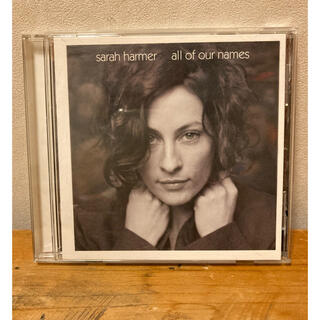 CD 「All Of Our Names 」サラ・ハーマー(ポップス/ロック(洋楽))