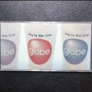 【送料無料】8cm CD ♪ globe ♪ joy to the love(ポップス/ロック(邦楽))
