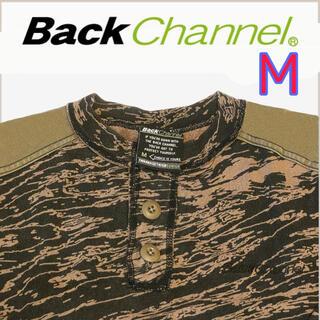 バックチャンネル(Back Channel)の【Back Channel】Ghost Lion Camo サーマルスウェット(Tシャツ/カットソー(七分/長袖))