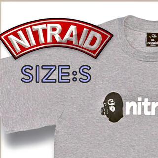 ナイトレイド(nitraid)の【希少★nitrade】MASK MAN ロゴT(Tシャツ/カットソー(半袖/袖なし))