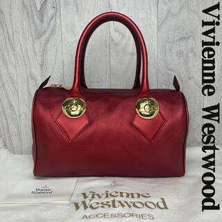 ヴィヴィアンウエストウッド(Vivienne Westwood)の極美品♡希少デザイン♡ヴィヴィアンウエストウッド ミニボストンバッグ オーブ(ボストンバッグ)