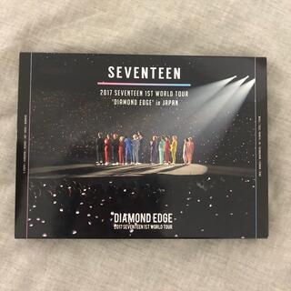 セブンティーン(SEVENTEEN)のSEVENTEEN セブチ DIAMONDEDGE エッジコン DVD 未再生(アイドルグッズ)